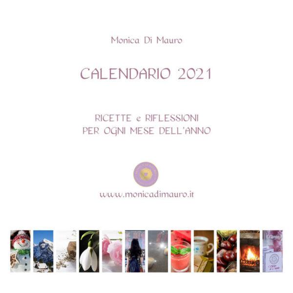 Calendari Aromaterapia 2021 - Dott.ssa Monica Di Mauro