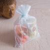 Set 7 sacchettini con legnetti perr oli essenziali ad uso aromatico
