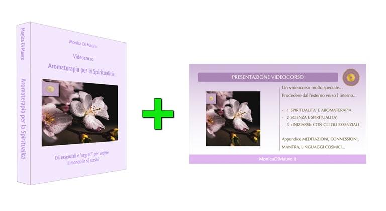 Aromaterapia per la Spiritualità: videocorso + e-book