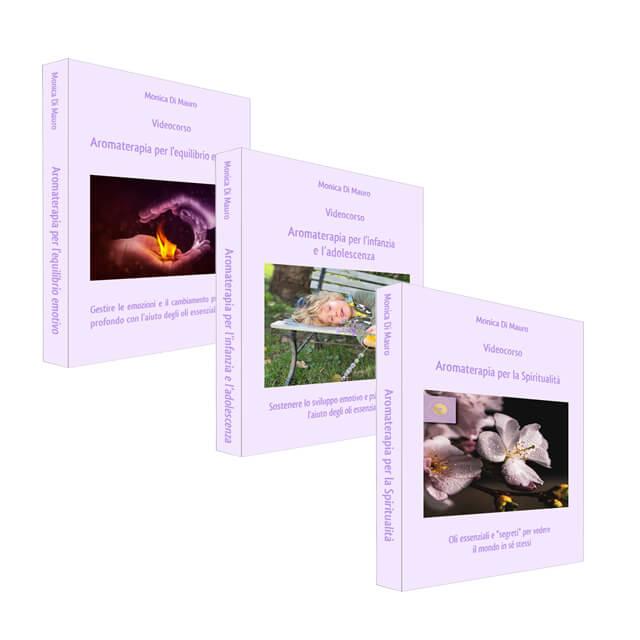 Videocorsi Aromaterapia - Dott.ssa Monica Di Mauro