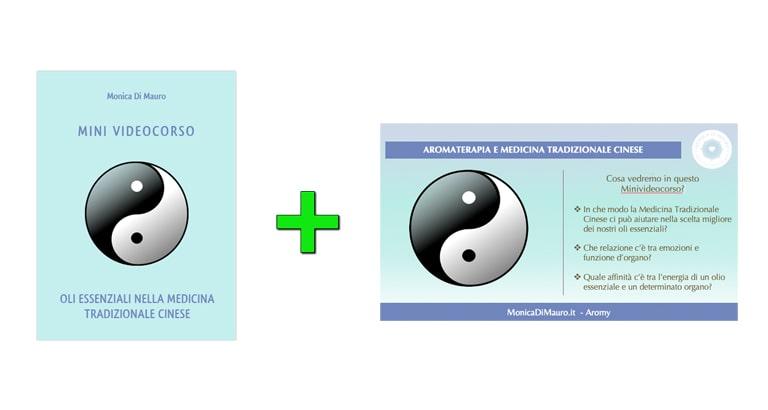 Oli Essenziali nella medicina tradizionale cinese: mini videocorso + slide