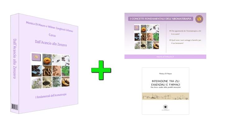 Dall'Arancio allo Zenzero: videocorso + slide + pdf