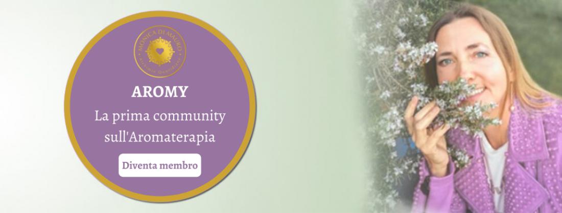 La prima community sull'Aromaterapia