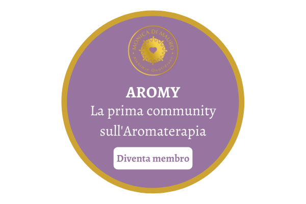 Aromy - La prima community sull'Aromaterapia